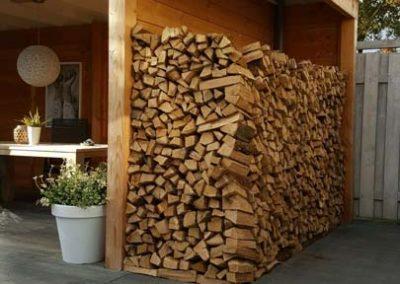 hout-opslag