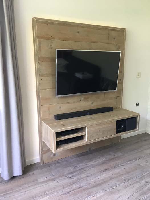 houten-wandmeubel